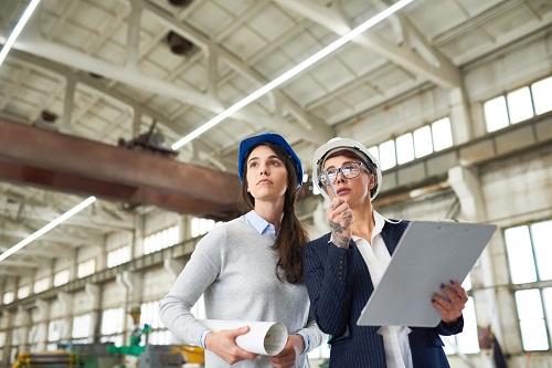 construire un bâtiment industriel par SJM