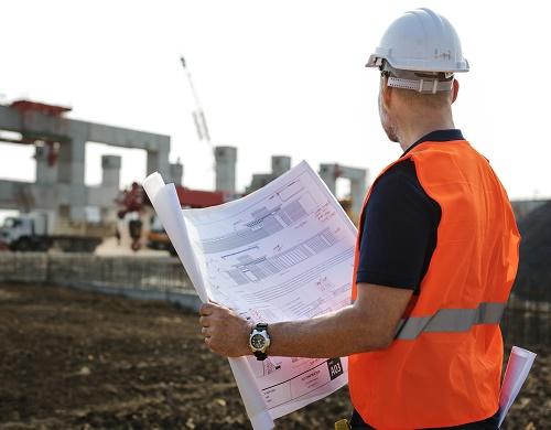 un projet de construction avec Unizio